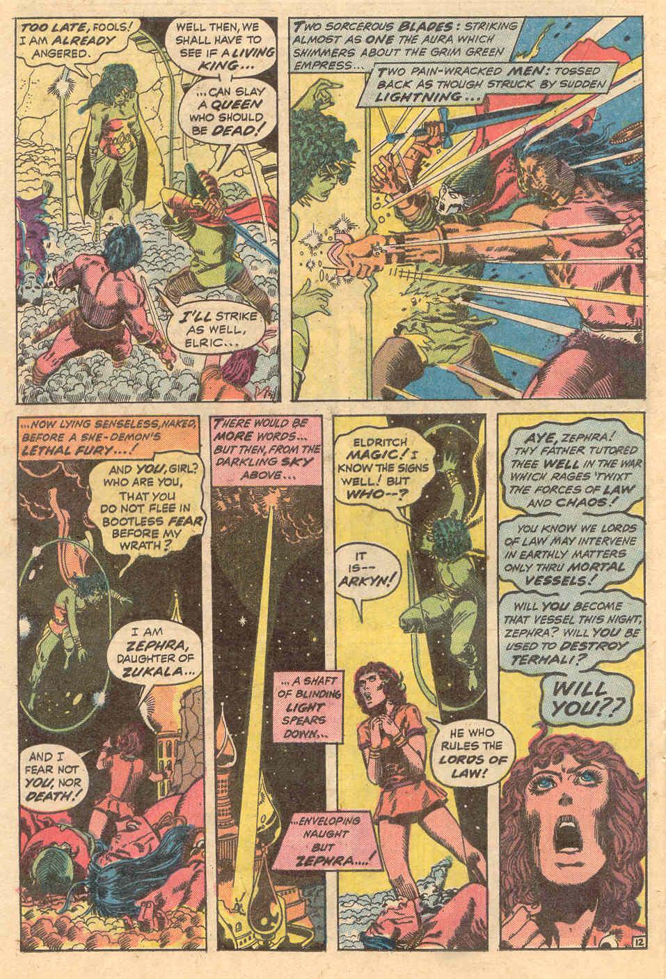Conan the Barbarian (1970) Issue #15 #27 - English 13