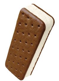 Ice Cream Sandwich Android Calories