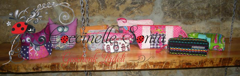 Geschenklädeli Coccinelle Sonia