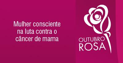 Todo mês é rosa para a mulher em Guaratinguetá
