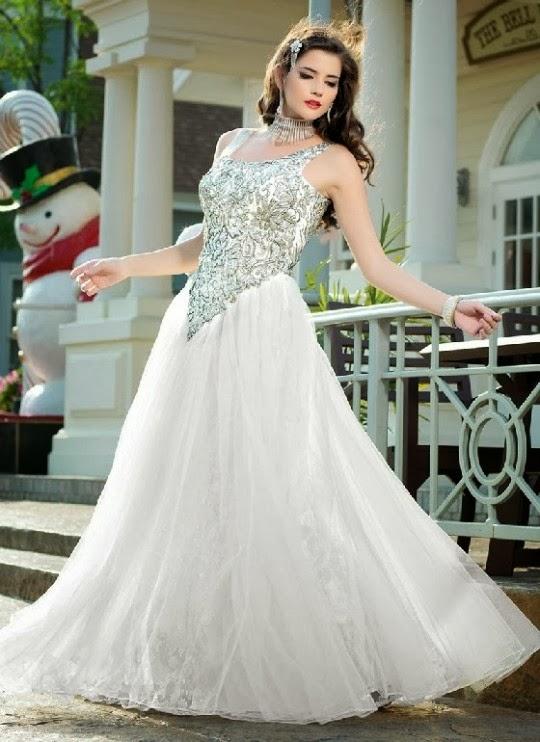 Fashion amp style indian designer bridal wedding gowns gorgeous formal