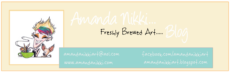 Amanda Nikki Art