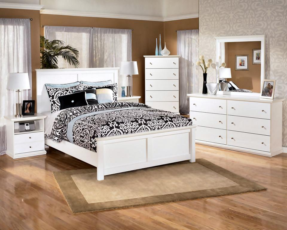 Ashley Furniture Bedroom Set White 960 x 768