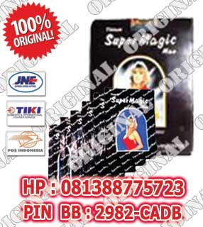 obat kuat tissue, super magic, tissue, super magic man, tisu