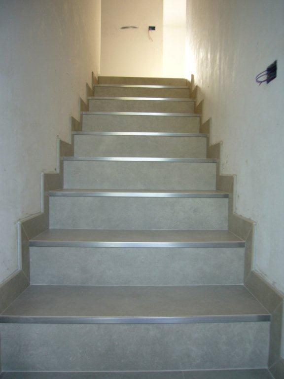 Scale gabbatore mattia for Profili per gradini in acciaio