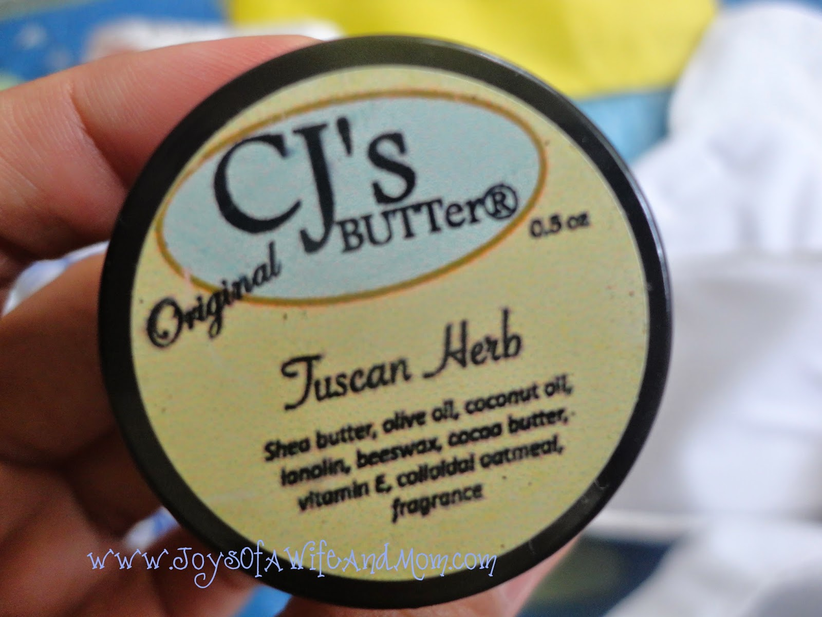Product Review: CJ's BUTTer