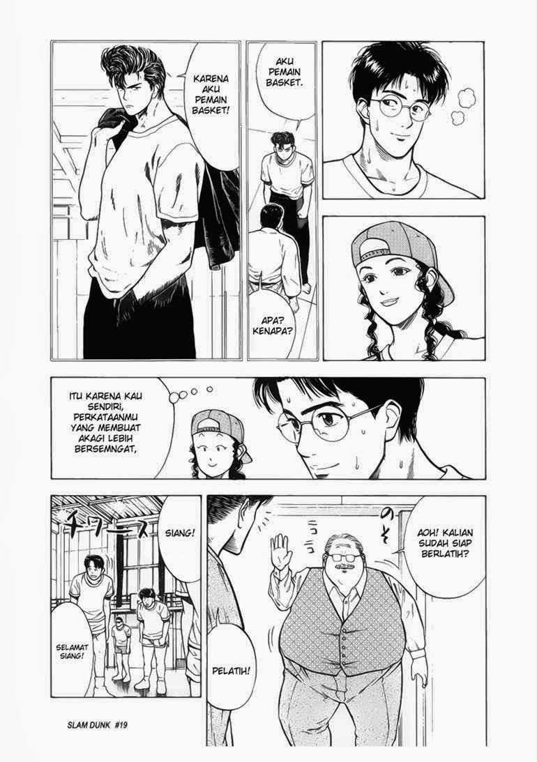 Komik slam dunk 019 - selera humor gorila 20 Indonesia slam dunk 019 - selera humor gorila Terbaru 6|Baca Manga Komik Indonesia|Komik Mangaku