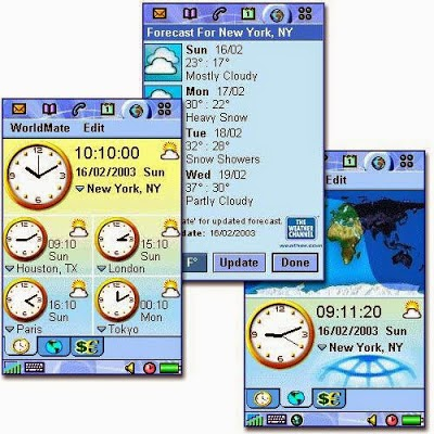 Download Online Weather Version 1.0 Free Software Download