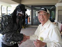 Karlos Borloff Meets Godzilla