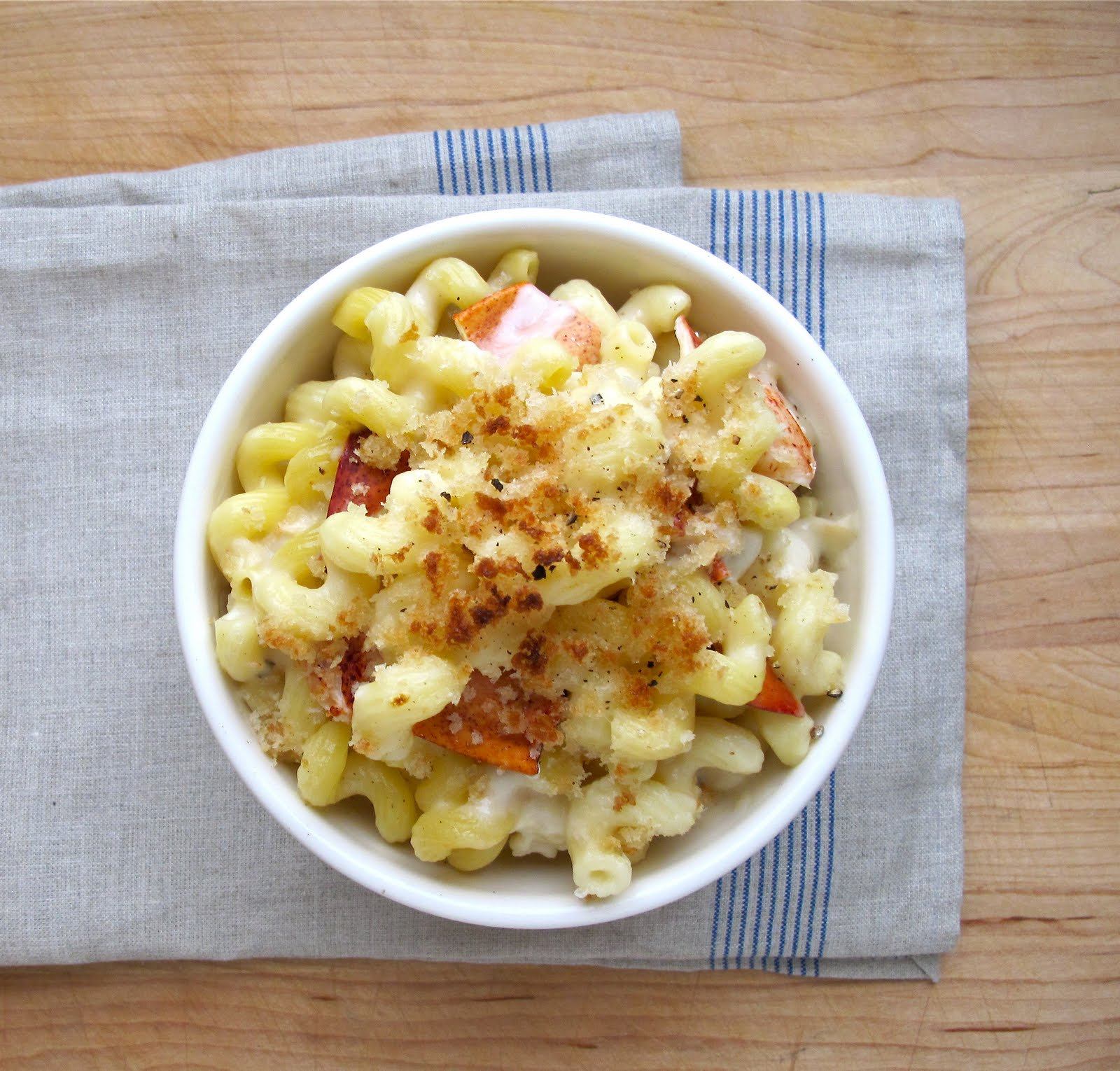 ... Lobster Mac and Cheese Recipe | The Best Lobster Mac & Cheese at Home
