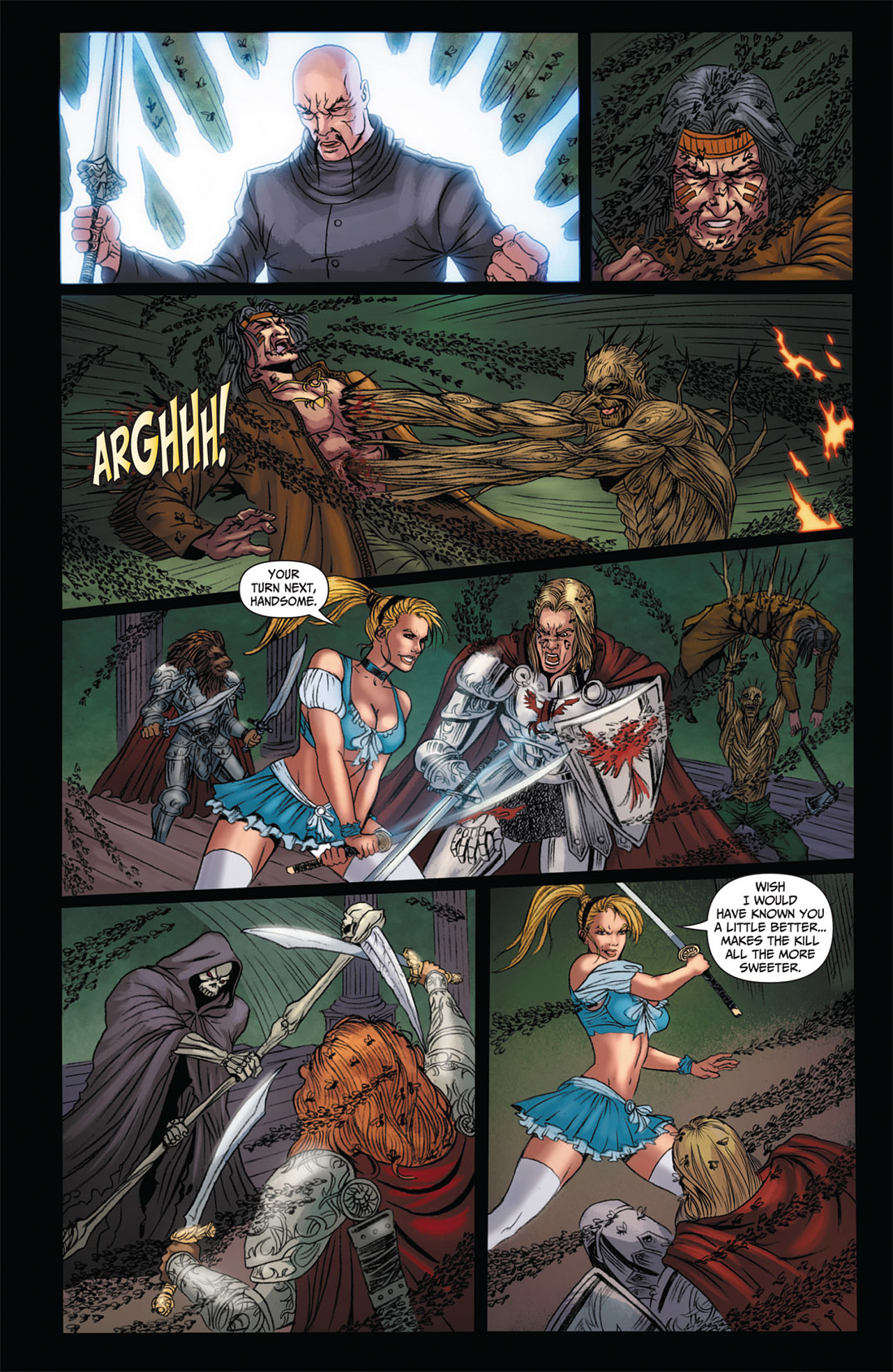 Grimm Fairy Tales (2005) Issue #50 #53 - English 32