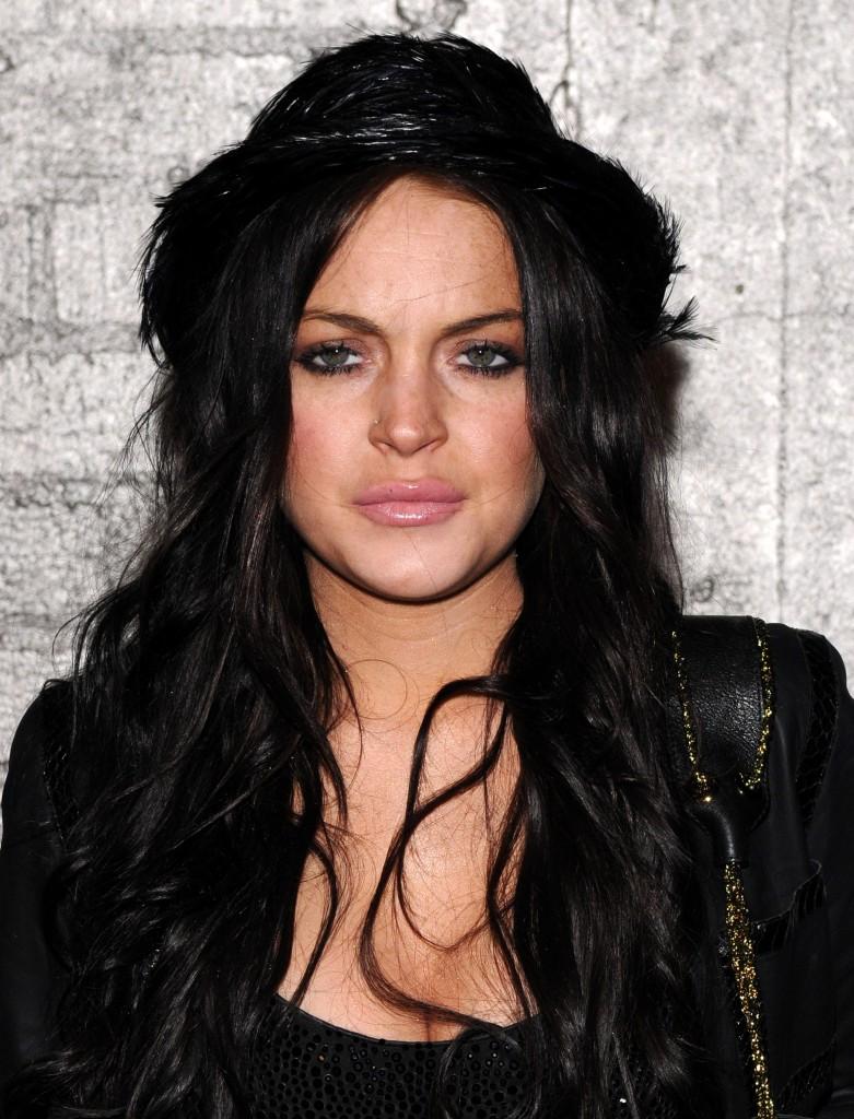 Coollingwood S Lindsay Lohan Hairstyles
