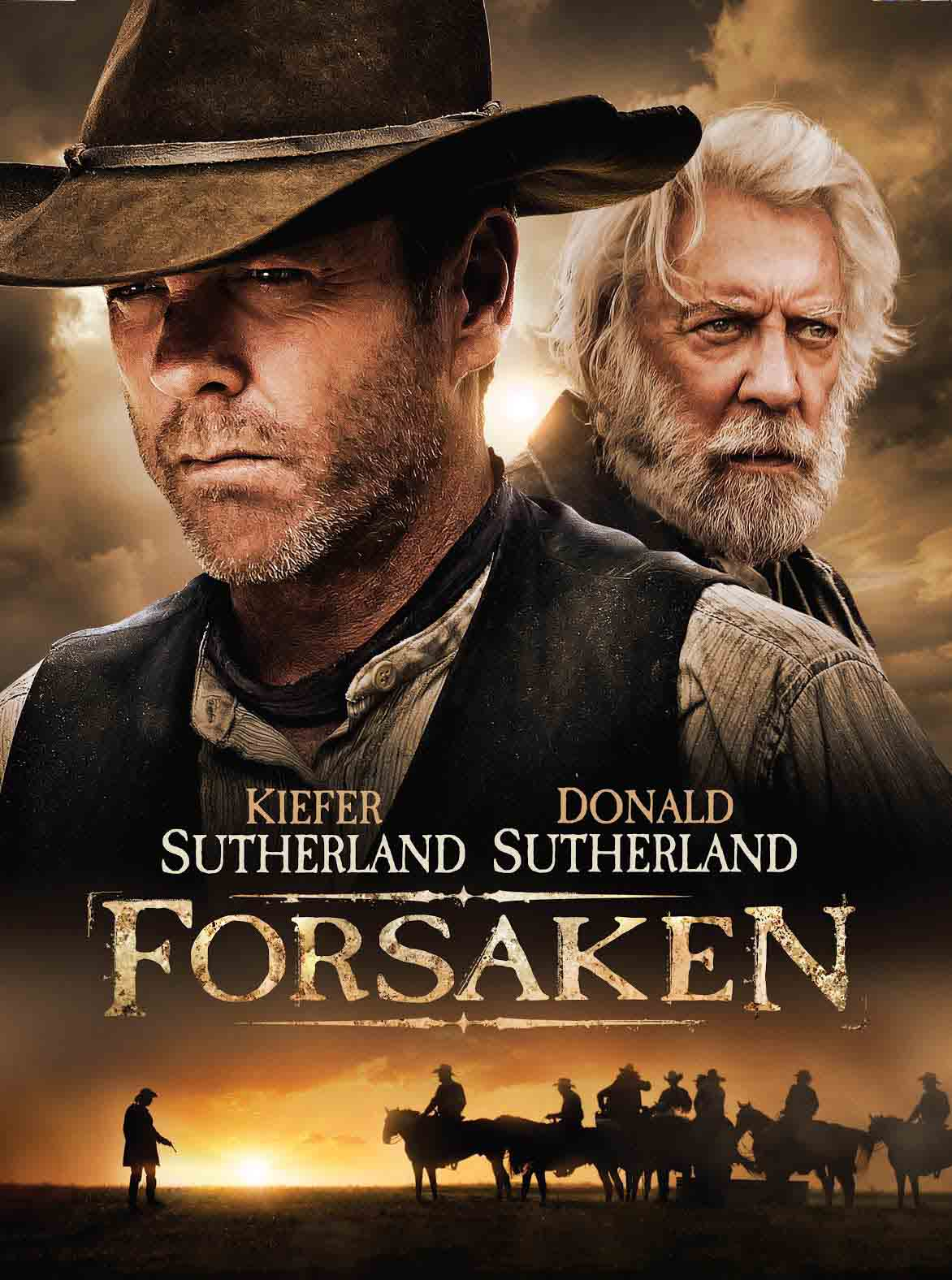 Forsaken Torrent - WEB-DL 1080p Legendado (2016)