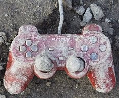 Sony Playstation after testing