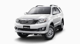 Gambar Mobil Toyota Fortuner 2014 Terbaru