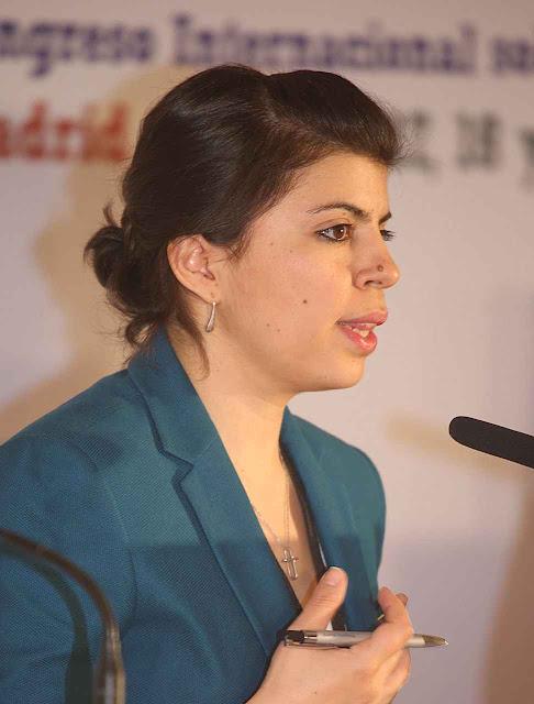 Mireille Al Farah fala da fé dos jovens cristãos na Síria