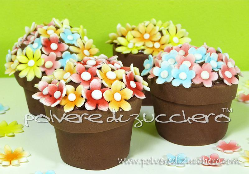 Cake Design Passo A Passo : Tutorial vaso di fiori in pasta di zucchero: un idea per ...