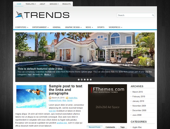 Best Free WordPress premium themes Download