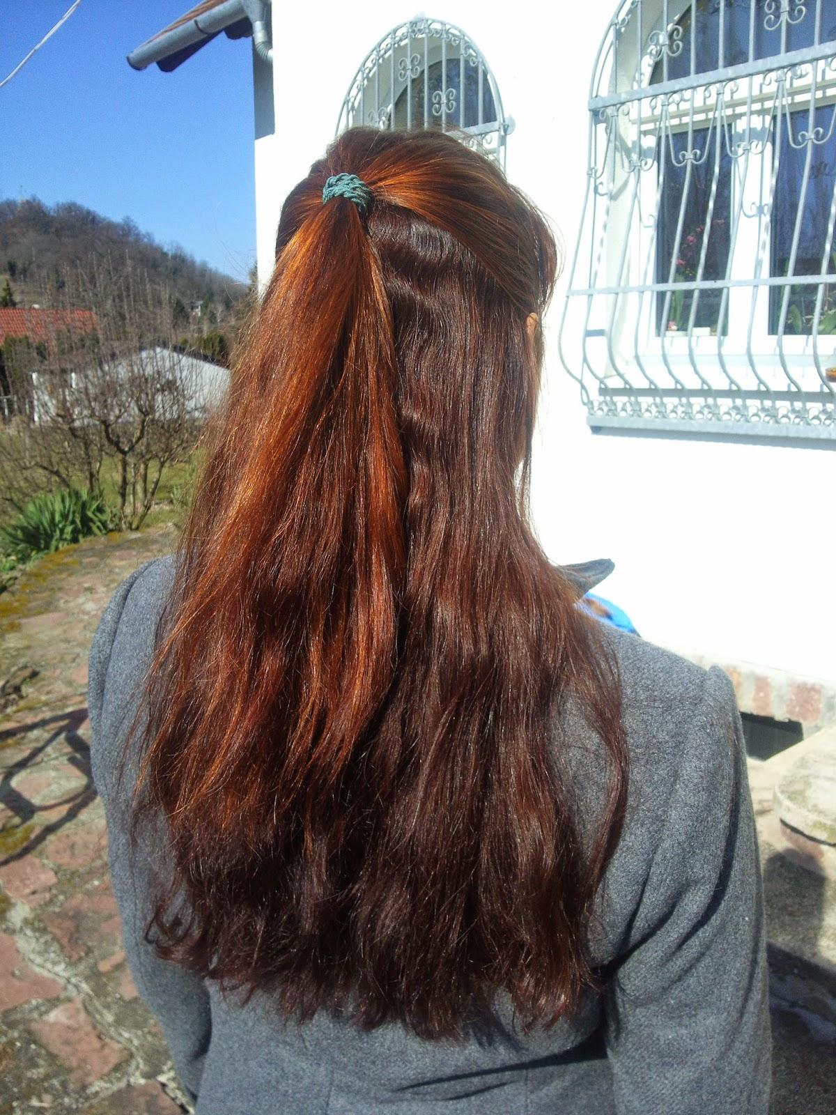 Haare farben mit henna dauer
