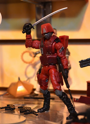 Hasbro 2013 Toy Fair Display Pictures - GI Joe Retaliation figures