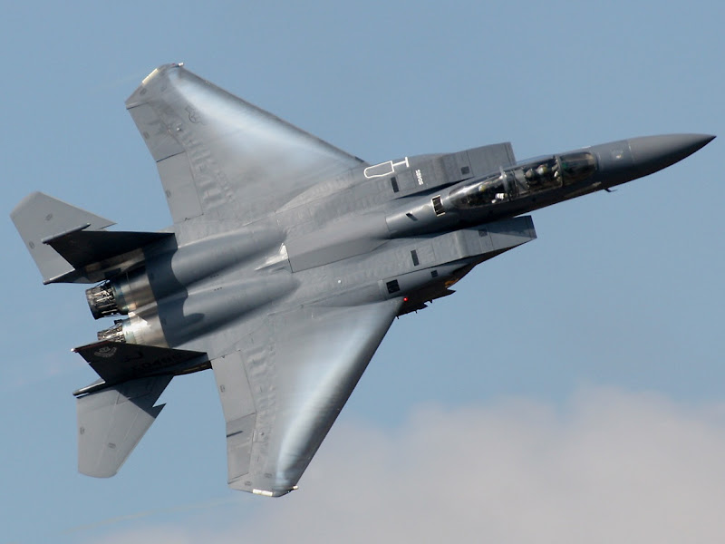 F-15E Strike Eagle Dual-Role Fighter