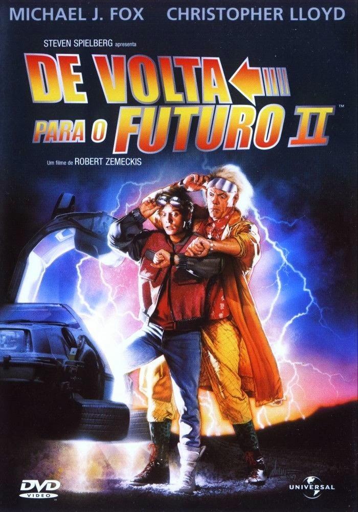 De Volta Para o Futuro 2 – Dublado (1989)