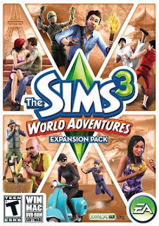 games Download   Jogo The Sims 3   World Adventures RELOADED PC