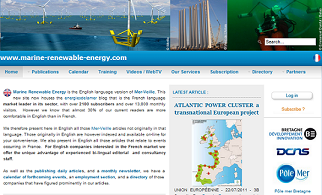 Marine Renewable Energy Blog The Grand Port Maritime De Bordeaux