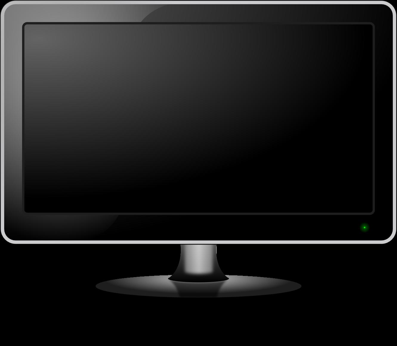 monitor komputer yang ada saat ini merupakan hasil dari perkembangan ...
