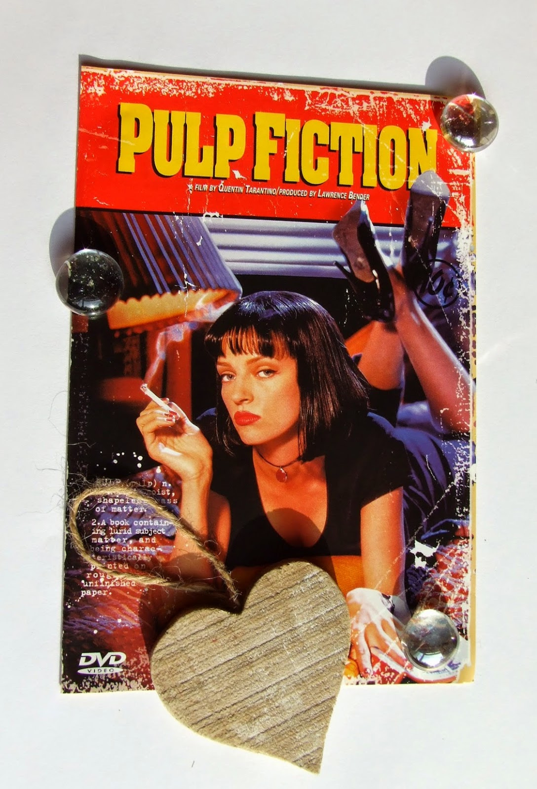 Urban Decay Pulp Fiction 20th anniversary collection review swatches