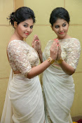 Anjali Glamorous Photos in saree at Geethanjali event-thumbnail-12