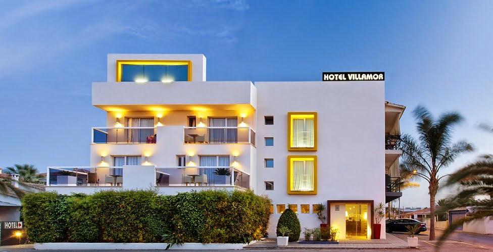 Hotel Villamor en Denia