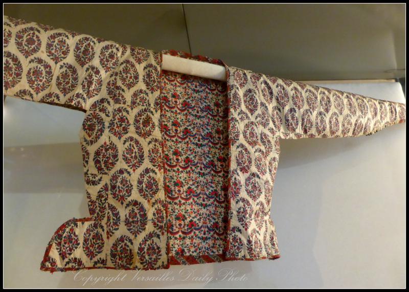 Qajar women's vest XIXth century