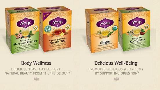 Yogi Tea Free Samples