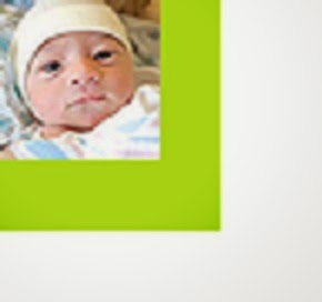 Foto bayi baru lahir