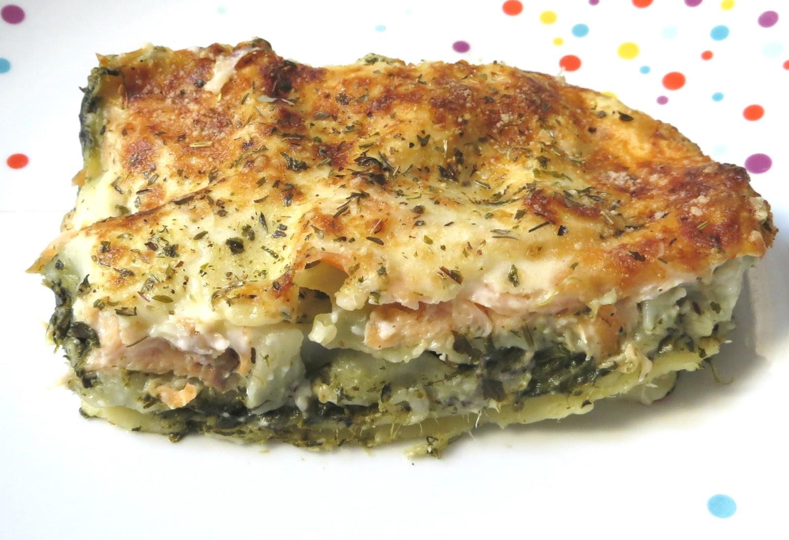 Cocotte Forever Lasagnes Saumon Fume Epinards 312 Calories