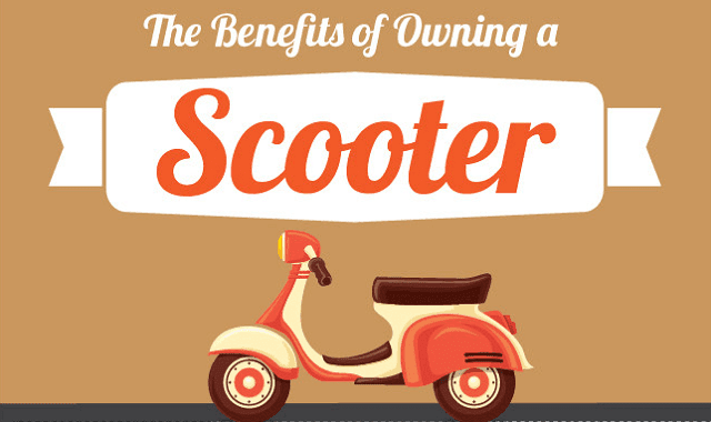 Image: The Benefits of Owning a Scooter