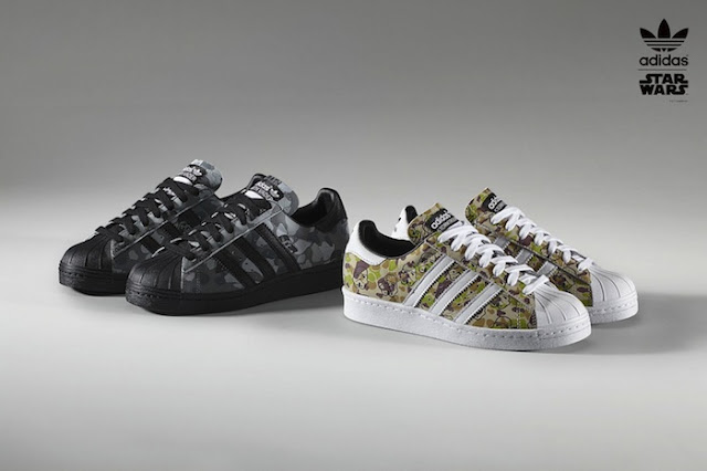 Adidas Star Wars 2015