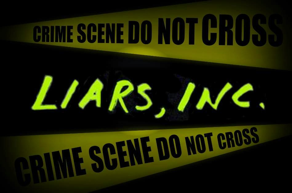 THE OFFICIAL LIARS, INC. WEBSITE