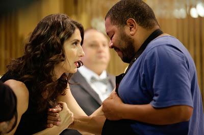 Cristiano se emociona durante despedida da chef Paola Carosella - Divulgação/Band