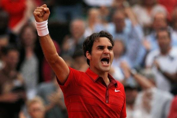 Tenis Sanatı - Roger Federer Maç Sonrası Shangahi Open