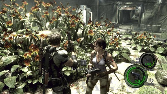 Download Game Resident Evil 5 + Crack Full Version