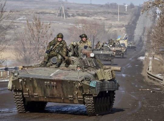 LỆNH NGỪNG BẮN Ở UKRAINE: CÁC BÊN ĐỪNG COI LÀ TRÒ ĐÙA