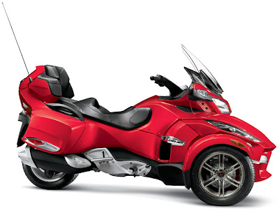 2012 Can-Am Spyder RT-S