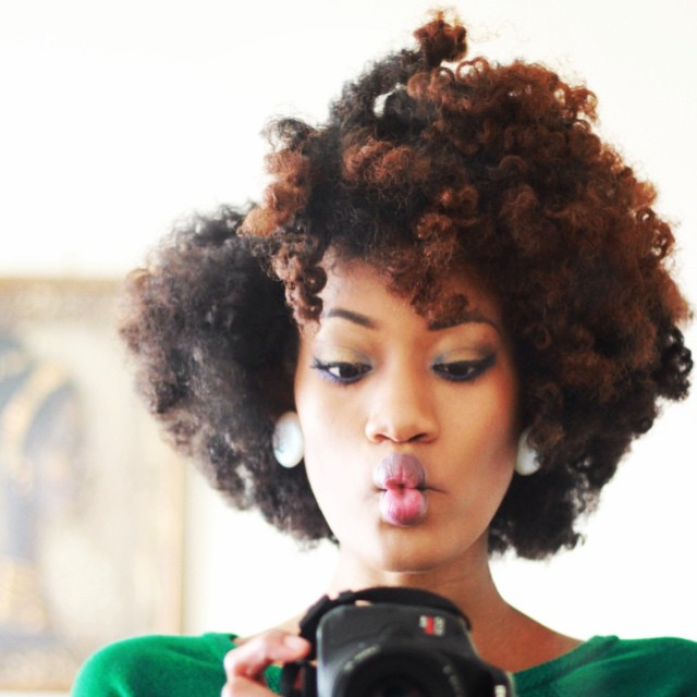 Nacketia From Jamaica Is Naturally Glam Curlynikki Natural Hair