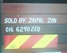 trademark saya        sold by zaifolzin di body kayu