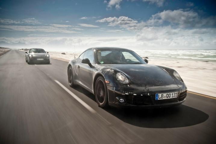 2012 Porsche 911 Sport Cars