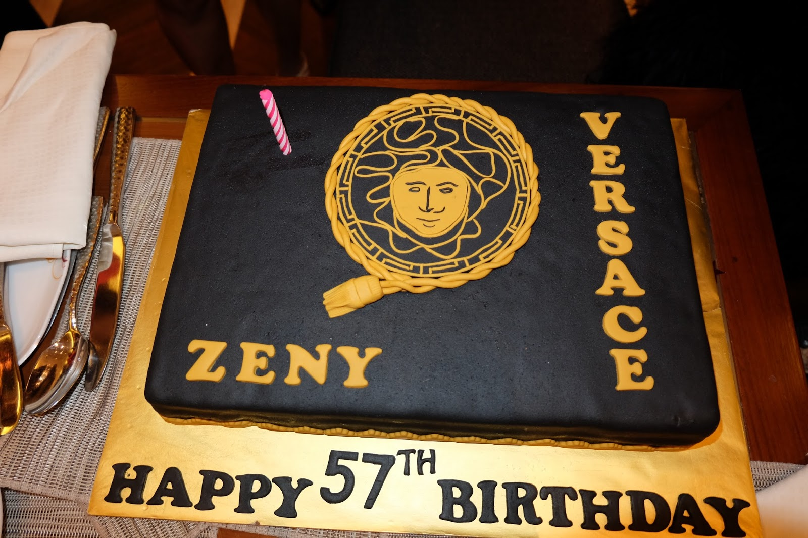 Birthday Cake For Zeny ~ Kee hua chee live zeny ladores celebrated her th birthday at mandarin oriental kl in grand