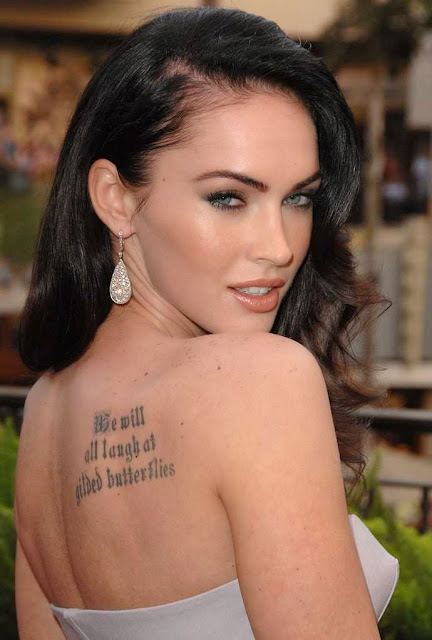 Artis Hollywood Megan Fox