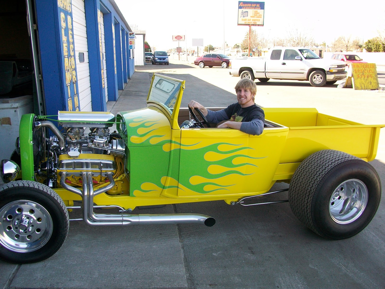 color me crazy hot rods - building custom hot rods and restoring ...